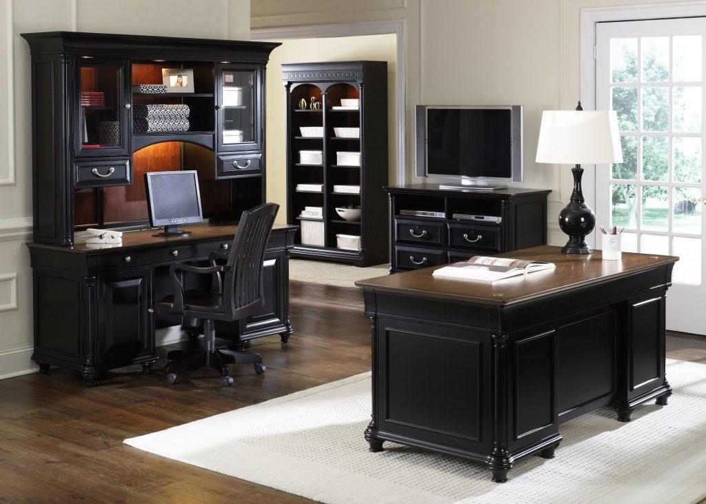 Möbel für das Büro zu Hause